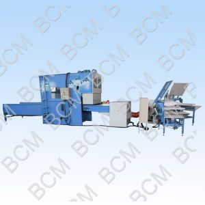 Fiber Bale Opening & Pillow Filling Machine pictures & photos