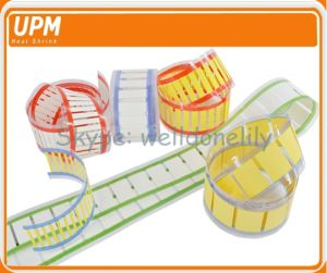 2: 1 3: 1 Halogen Free Heat Shrinkable Polyolefin Identification Sleeves pictures & photos