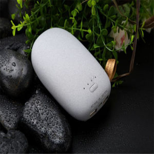 2400mAh Newest Stone Shape Power Bank Mobile Phone Charger pictures & photos