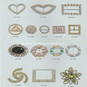 High Quality Shoe Buckle Factory Customized Metal Buckle pictures & photos