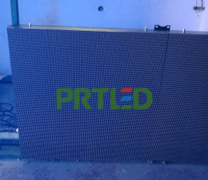 High Brightness SMD Outdoor P4 Full Color LED Display Screen with Waterproof IP65 pictures & photos