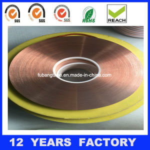 Copper Foil Tape/Copper Foil for Power Cable pictures & photos