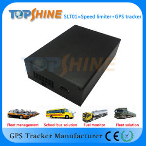 Dual Speed Limiter Vehicle GPS GSM GPRS Tracker for Fleet Management pictures & photos