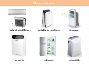 a Class R410A High Efficiency on-off Wall Split Type Air Conditioner pictures & photos