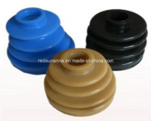 Customized Molding Silicone Rubber Bellows pictures & photos