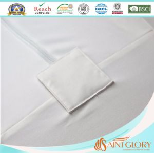 Toddler Knitted Jersey with TPU Lamination Mattress Encasement Cover Protector pictures & photos