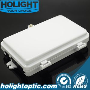 Fiber Optic Wall Mounted 6 Core FTTH Indoor and Outdoor Terminal Box pictures & photos