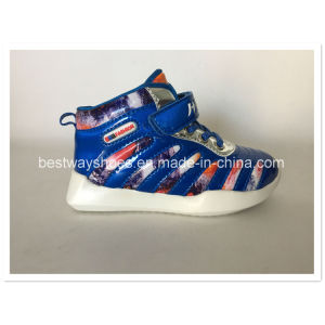 Fashionable Baby Shoes Kids Running Shoe pictures & photos