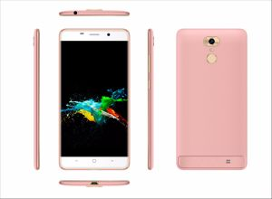 5.5 HD (720*1280) , IPS, 2.5D Curved Screen, Android 7.0, 4G Smart Phone pictures & photos