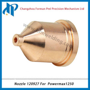 Nozzle 120927 for 1250 Plasma Cutting Torch Consumables 80A pictures & photos