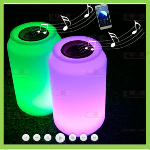 Bluetooth Speaker Bottle Design Wireless Table Lamp pictures & photos