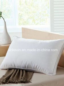 Grey Duck Filling Sleeping Pillow pictures & photos
