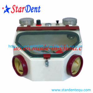Twin-Pen Sandblaster of Dental Lab Equipment pictures & photos