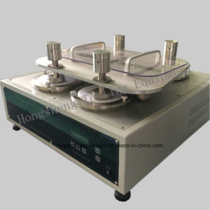 Factory Price Martindale Wear and Pilling Tester pictures & photos
