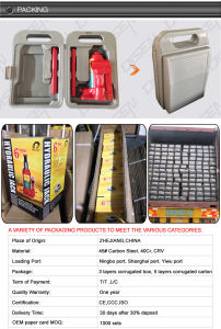 Hot Sales 2-50 Ton Nodular Cast Steel Hydraulic Portable Jack pictures & photos