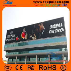 HD Full Color Screen P10 Outdoor Rental LED Display pictures & photos