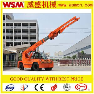 Wsm 12 Tons Ton Heavy Duty Telehandler pictures & photos