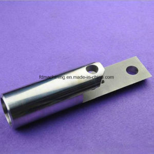 Costomized CNC Machining Parts Aluminum Alloy/Metal Round Machining Cover pictures & photos