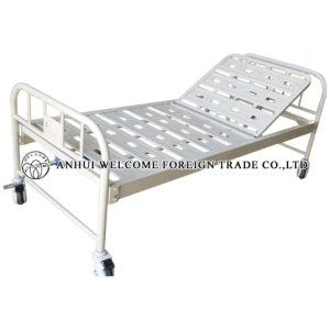 Stainless Steel with Painting Hospital Bed pictures & photos