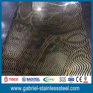 Gold Color Decorative Stainless Steel Sheet Price pictures & photos