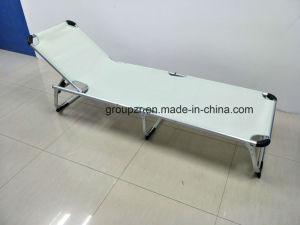 Folding Chair for Camping, Beach, Fishing Aluminum Bed pictures & photos