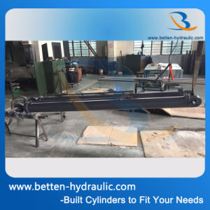 Long Stroke Double Acting Hydraulic Cylinder Manufacturer pictures & photos
