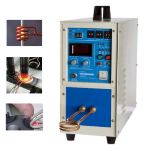 15kw High Frequency Mini Induction Heater Brazing for Bolts (GY-15A) pictures & photos