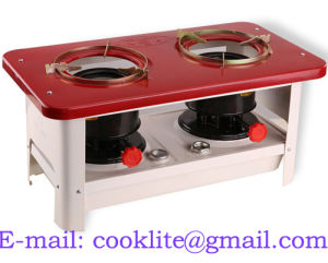 Double Burner Kerosene Stove (2648) pictures & photos