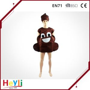 New Design Cartoon Funny Shit Cosplay Costumes pictures & photos
