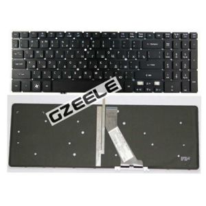 Laptop Notebook Keyboard for Acer V5-551g V5-571g Backlight pictures & photos