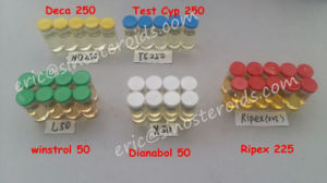 Finished Injectable Steroid Test Blend Ripex 225 for Weight Loss pictures & photos