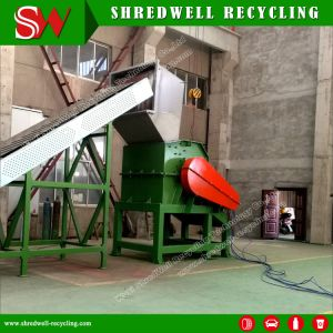 Siemens PLC Scrap Metal Recycling Plant / Waste Car Recycle Plant for Automobile or Metal Drum pictures & photos