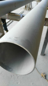 ASTM A312 Tp347 Stainless Steel Pipe Line for Chemical Industry &Oil Gas Transporting pictures & photos