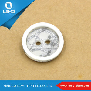 Popular Sewing Woven Shirt Button for Lady Shirt pictures & photos