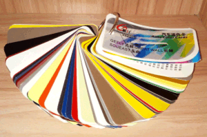 Acrylic Material Paint 2k Solid Car Refinish pictures & photos