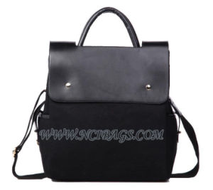 Fashion Canvas PU Single Shoulder Hand Shoulders Ladies Designer Leisure Bag