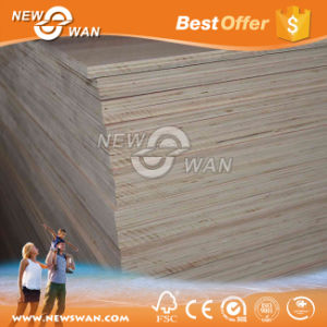 1220X2440X1.6-18mm Okoume Commercial Plywood with Competitive Price and Quality pictures & photos