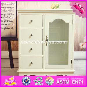 2016 Wholesale Wooden Bedroom Cabinets, Solid Wooden Bedroom Cabinets, Top Sale Wooden Bedroom Cabinets W08h069 pictures & photos