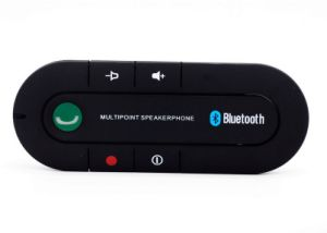 Bluetooth Steering Wheel Hands Free Car Kit pictures & photos