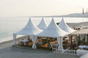 4PCS 4m X 4m Pagoda Tent Used for Outdoor Restaurant