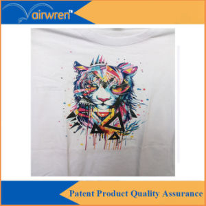 Desktop T-Shirt Printing Machine Digital DTG Textile Printer with A4 Size pictures & photos
