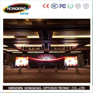 Hot Selling Indoor P4 LED Display for Advertising pictures & photos