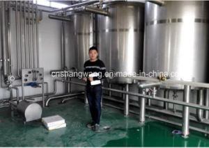Automatic CIP Cleaning System for Dairy Beverage pictures & photos