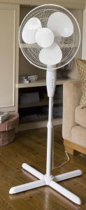"""Hot Sale 16"""" Oscillating Cooling Stand Fan, Pedestal Fan, Electric Fan pictures & photos"""
