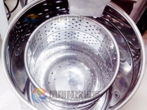 Automatic Small Type Vegetable Food Salad Dewatering Spinning Machine pictures & photos