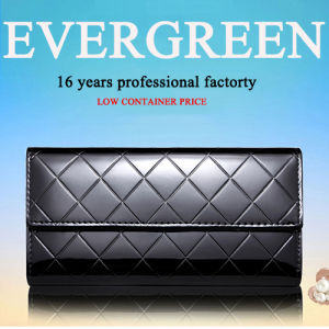 2017 Hot Design Leather Women Purses and Handbag Wallets Brand Name Clutch Bag (EMG4134) pictures & photos