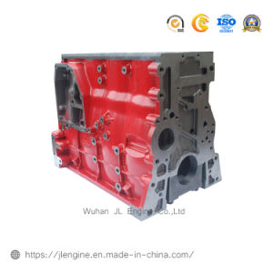 Foton Isf3.8 Cylinder Block 5256400 for Truck Diesel Engine pictures & photos