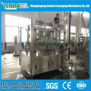 1000bph Europe Automatic Glass Bottle Beer Filling Machine pictures & photos