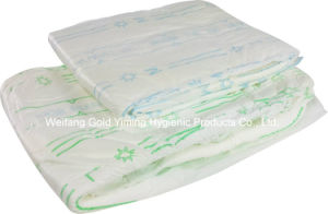 High Absorbency Baby Printed Abdl Plastic Backed Adult Baby Diapers pictures & photos