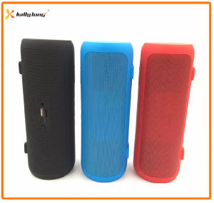 1800mAh Battery Rechargeable Mobile Stereo Wireless Bluetooth Speaker with 2 Speaker